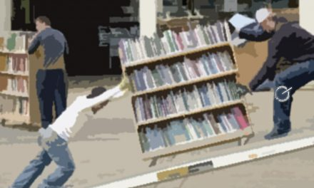 muziek bibliotheek verhuizen