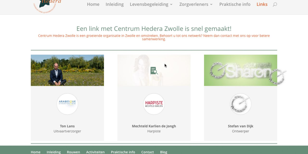 Hedera's Links