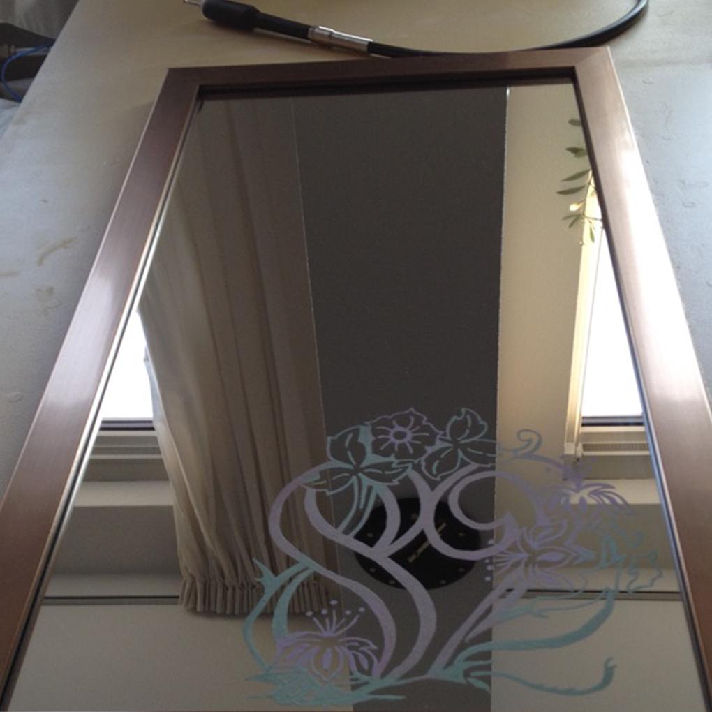 eindresultaat bloem spiegel 8 februari