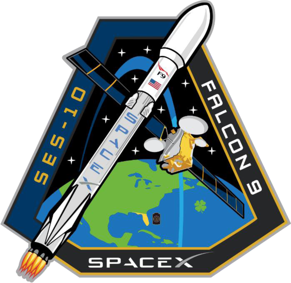 all magic ses-10 mission moments of the spacex webcast
