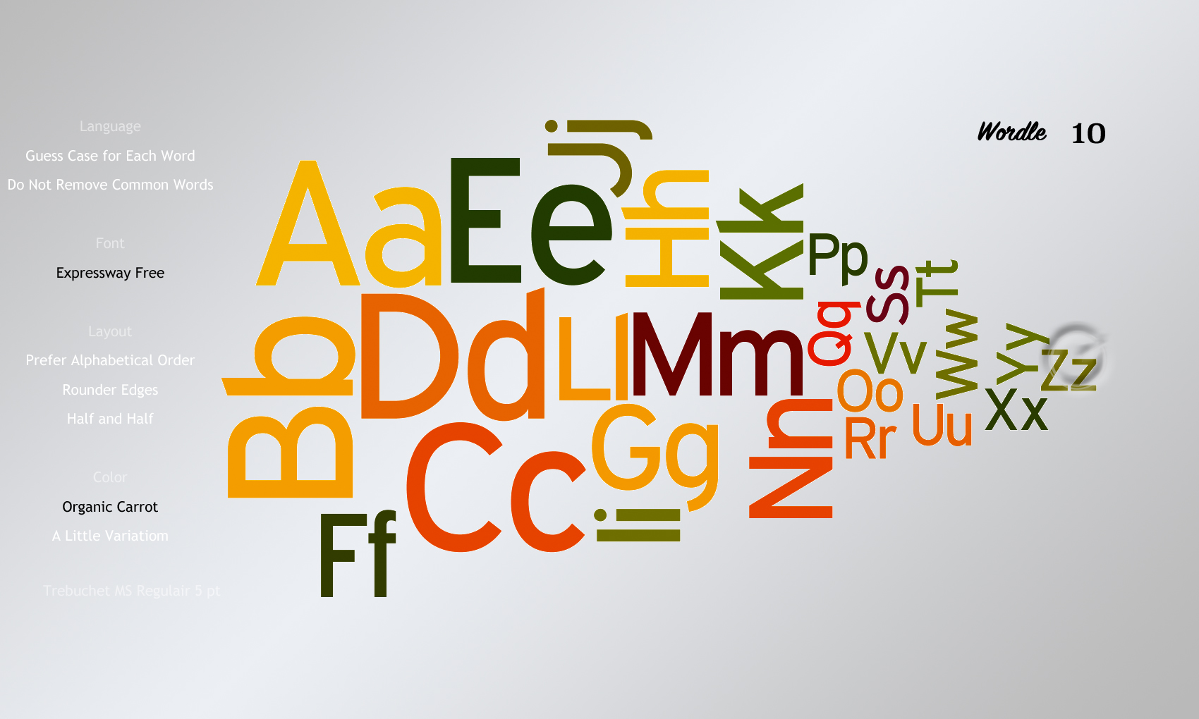 Wordle 10 Expressway Free